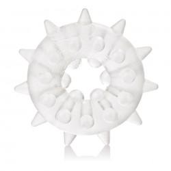 Sexagon Enhancer 2 Clear Cock Ring