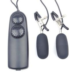Multi Speed Nipple Clamp Vibrators